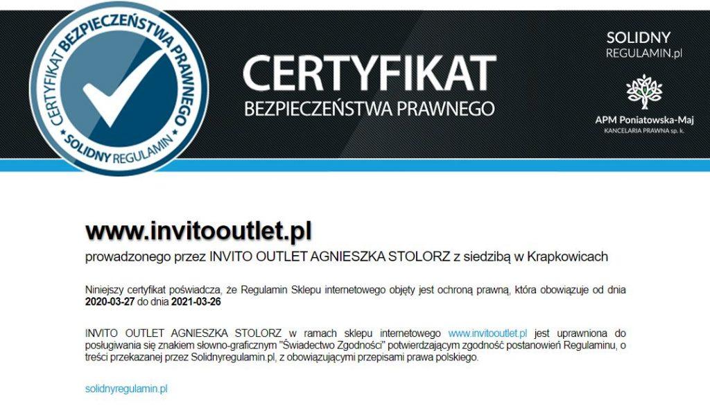 INVITO_certyfikat 1bezpieczeństwa prawnego