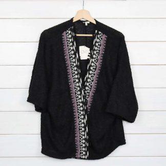 Sweter/Narzutka damska, rozmiar S/M