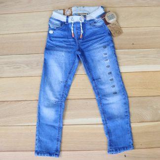 spodnie jeansowe chłopięce rozmiar 122
