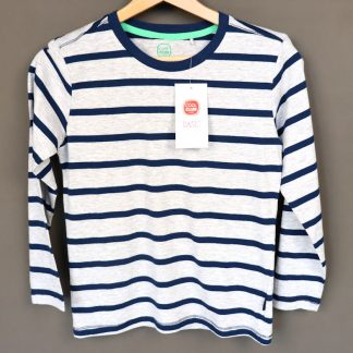 Koszulka chłopięca z długim rękawem, 134