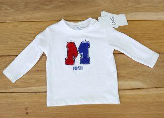 Koszulka chłopięca rozmiar 62