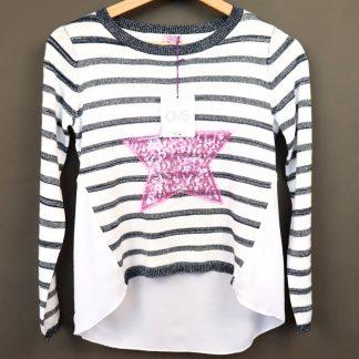 Sweter dziewczęcy rozmiar 146