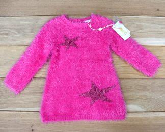 Sweterek dziewczęcy rozmiar 74