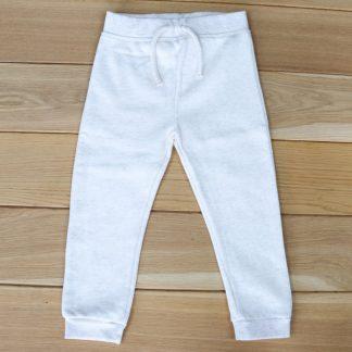 Spodnie dresowe dziewczęce, rozmiar 92
