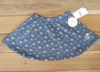 Spódnica dziewczęca, rozmiar 122