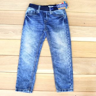 Spodnie jeansowe chłopięce rozmiar 110