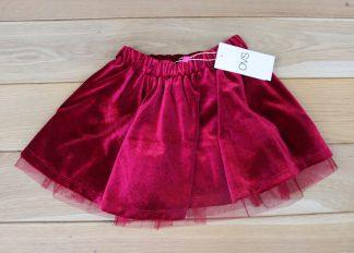 Spódnica dziewczęca, rozmiar 110