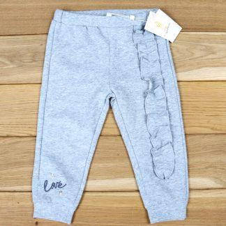 Spodnie dresowe dziewczęce rozmiar 86