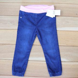 Spodnie jeansowe dziewczęce rozmiar 98