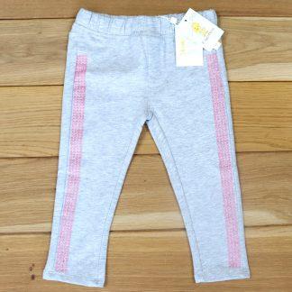 Spodnie dresowe dziewczęce, rozmiar 86