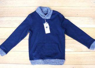 Sweter chłopięcy rozmiar 134