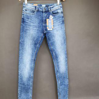 Spodnie jeansowe dziewczęce, rozmiar 164