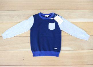 Sweterek chłopięcy, rozmiar 86