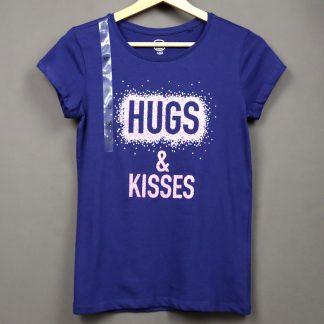 T-shirt dziewczęcy, rozmiar 152