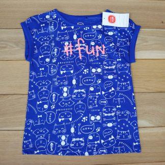 T-shirt dziecięcy rozmiar 134