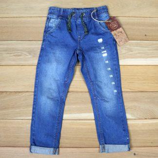 Spodnie jeansy chłopięce rozmiar 116