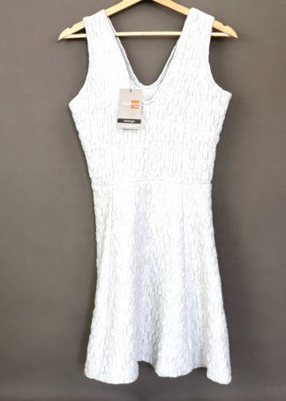 Ciepła sukienka damska rozmiar XS