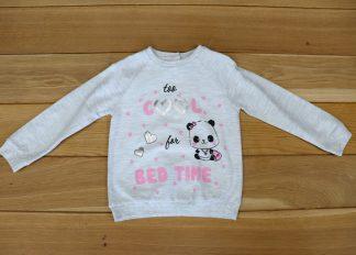 Bluza dziewczęca rozmiar 86