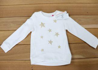 Bluza dziewczęca, rozmiar 104
