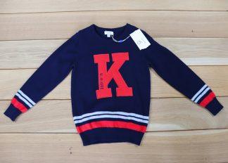 Sweter chłopięcy rozmiar 104
