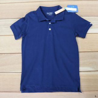 Koszulka polo chłopięca, rozmiar 128