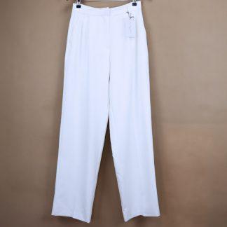 Spodnie damskie z prostą nogawką rozmiar 36